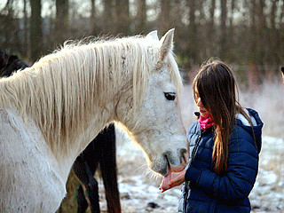 girl-and-horse-in-winter